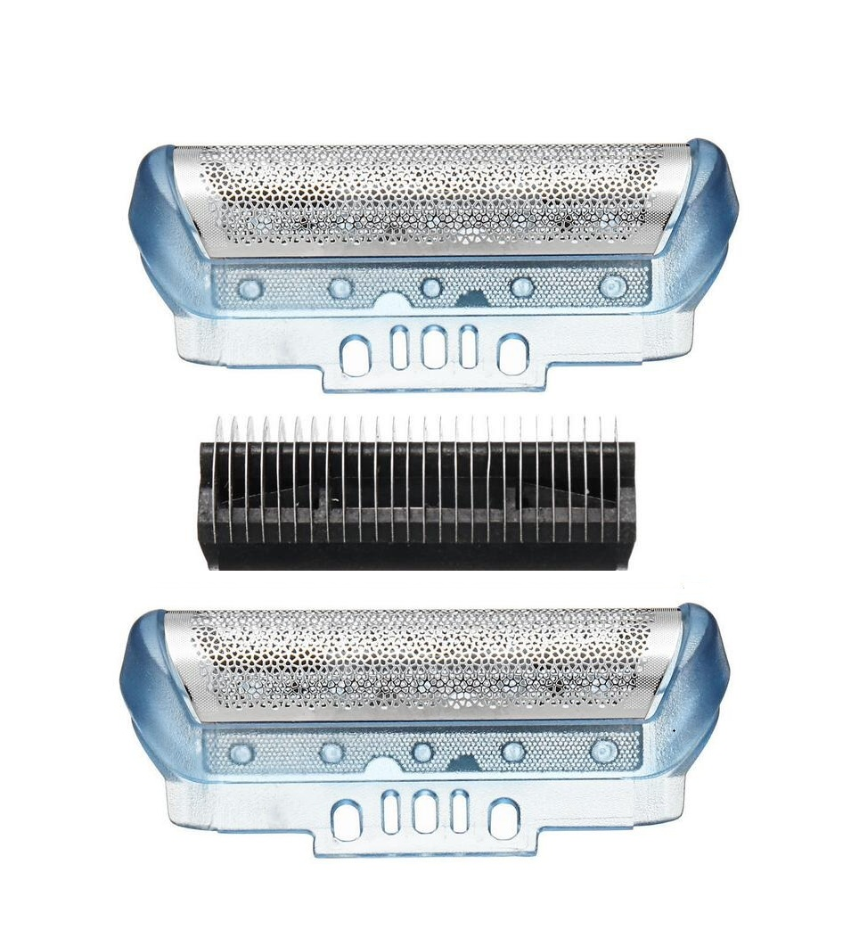 2x 20S Shaver Foil+1xBlade For Braun 20S 2000 Series CruZer 1 2 3 4 2615 2675 2775 2865 2776 170 190 5729 Razor Screen Mesh Grid