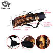 цена на 54CM Oxford cloth Arrows Holder Arrow Bag Shoulder Arrow Quiver for Archery Hunting Outdoor Shooting