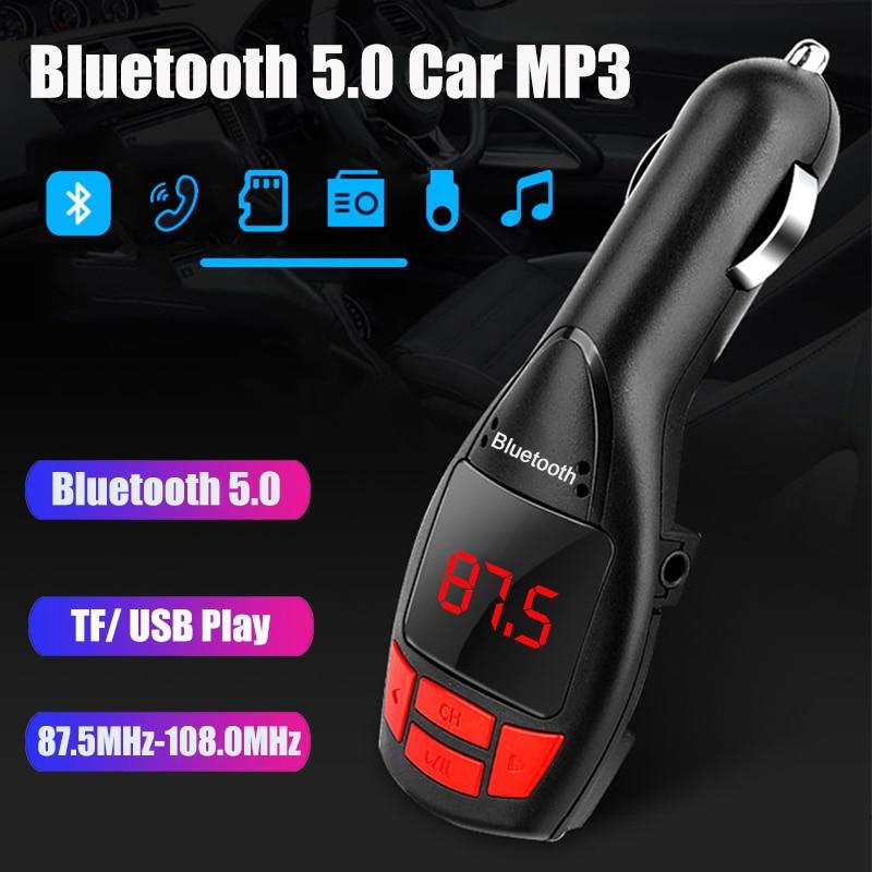 E1326 FM Transmitter Car Kit MP3 01