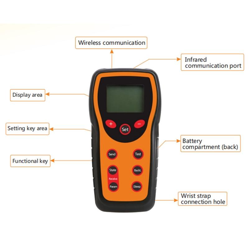 SRNE SR-CU-ALL2 IR Remote Controller for solar charge contrtoller IR RemoteController for SR-DH SR-DH-LI SR-SES SR- EH120 SR-DM
