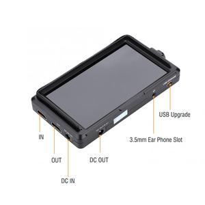 Image 5 - FEELWORLD F5 5 Inch 4K HDMI Full HD 1920X1080 Ngày Camera Video Màn Hình Cho Máy Ảnh DSLR Video màn Hình Mới