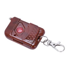 Rf Mahogany Transmitter 1Ch Rf Wireless Remote Control ,315/433.92 Mhz,Pt2264 /Lamp/ Garage Door(China)