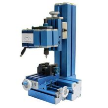 Mini Metal Lathe Milling-Machine Woodworking DIY 100--240v Aluminum-Processing-Tool 18000r/min