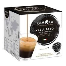 Espresso Gimoka®, Dolce Gusto®Compatible 16 capsules