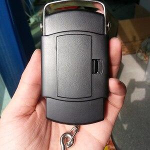 Image 5 - 50kg/110lb dijital elektronik bagaj ölçeği taşınabilir bavul ölçeği streç kolu seyahat çantası ağırlık kanca asılı,