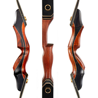 Toparchery 30-50Ibs Recurve Bow For Hunting Bow Adult Take Down Bow For Shooting Archery Target Sport Shooting
