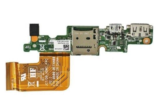 New for DELL Venue 11 Pro 7130 7139 Micro USB HDMI Charge port Interface Board