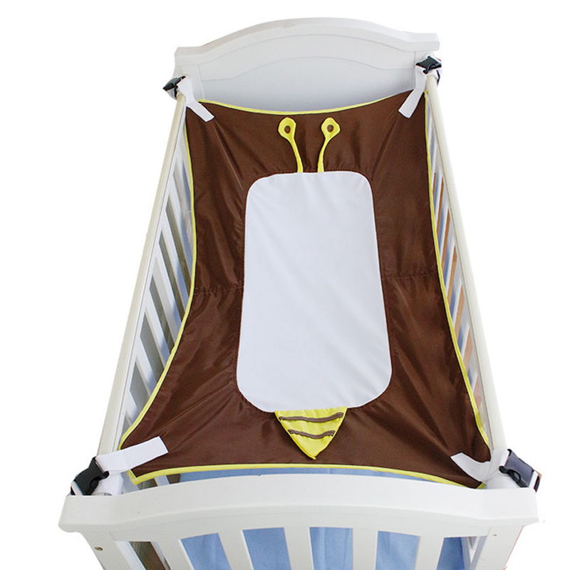 AAG Protable Baby Hammock Cot Infant Hammocks Chair Bouncer Hanging Newborn Sleeping Hammocks Bed Swing Toy Baby Hammock Crib
