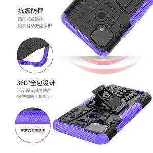 Image 5 - Voor Realme C21 Case Cover Voor Realme C21 Cover Coque Shockproof Armor Beschermende Telefoon Bumper Voor Realme C21