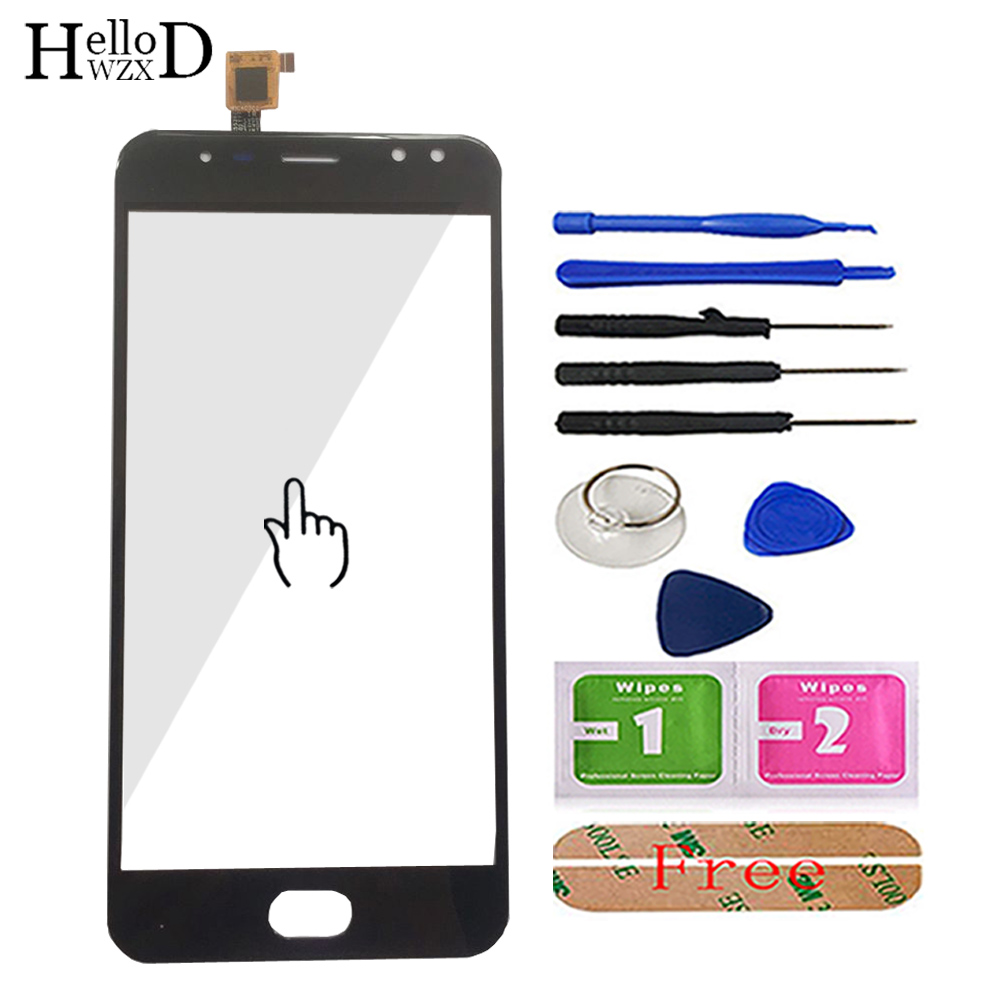 5.5'' TouchScreen Digitizer Panel For OALE X1 Touch Screen Front Glass Lens Sesnor Mobile Repair Tools Adhesive
