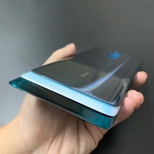 Image 5 - Original vidro temperado para redmi nota 8 bateria capa traseira porta caso para xiaomi redmi nota 8 pro peças de reposição da bateria capa
