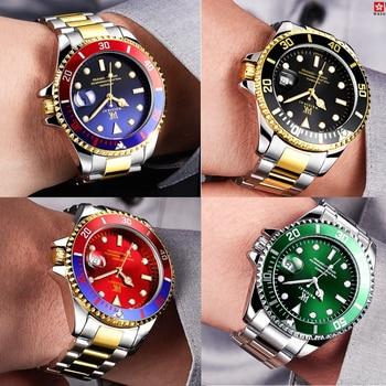 שעון צלילה אוטומטי  לגבר