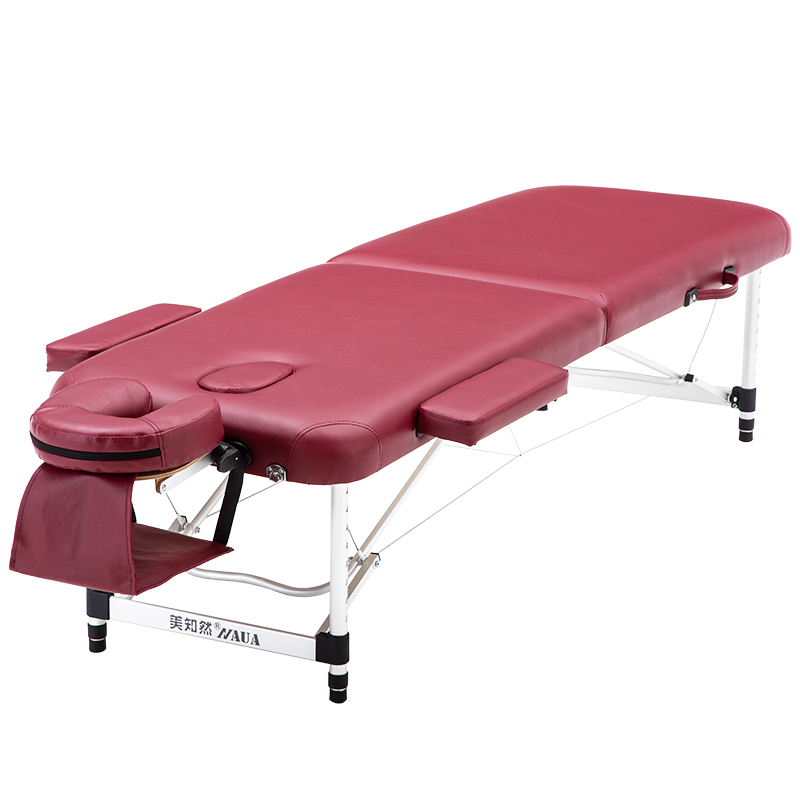 Beautiful And Versatile Original Point Folding Massage Bed Home Massage Physiotherapy Beauty Bed Portable Hand Tattoo