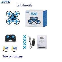 Mini RC Drone-Quadcopters One-Key-Return Jjrc H36 Kids Best-Toys H20 Headless Mode VS