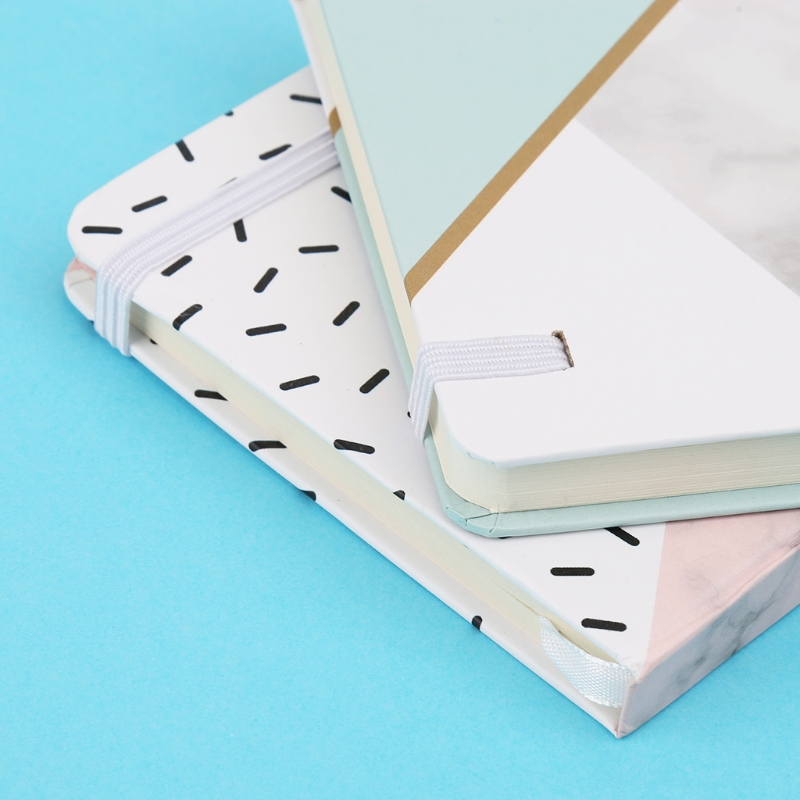 A6 Portable Notebook Pocket Diary Memo Notepad Journal Planner Freenote Gift LX9A