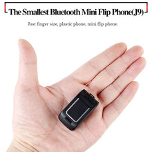 J9 Smallest Clamshell Phone 0.66