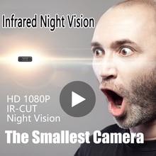 Smallest HD 1080p Body Secret Small Micro Video Mini Camera Wifi IP Cam Night Vision With Motion Sensor Microcamera Minicamera