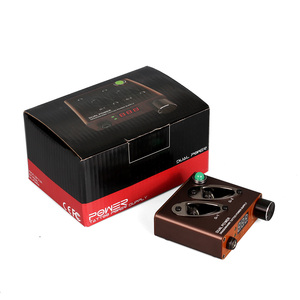 Image 5 - تصميم جديد صغير الوشم صندوق الطاقة توريد Dragonhawk المزدوج كليب الحبل ل ماكينة رسم الوشم التجميلي