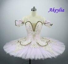 Adult Professional Ballet Tutu Stage Costume Pancake Pink Child Nutcracker Women