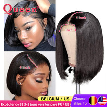 Kinky Curly Wigs Bangs Hair-Afro Short Lizzy Synthetic Black-Women African with for Omber-Glueless