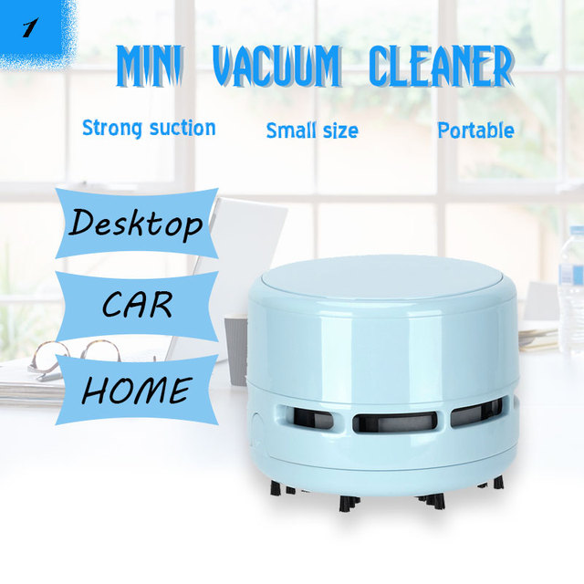 Portable Mini Vacuum Cleaner 1
