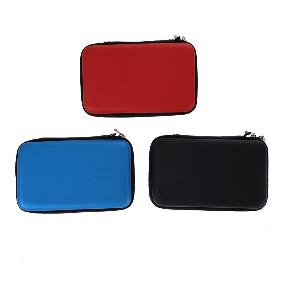 Защитная сумка для жесткого диска EVA для Nintendo, переносной чехол, сумка для нового 3DS XL, 3DS LL, 3DS XL, женская сумка, Жесткая Сумка для Nintendo