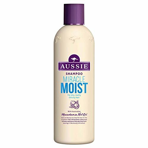 Aussie Miracle Moist Shampoo 300ml