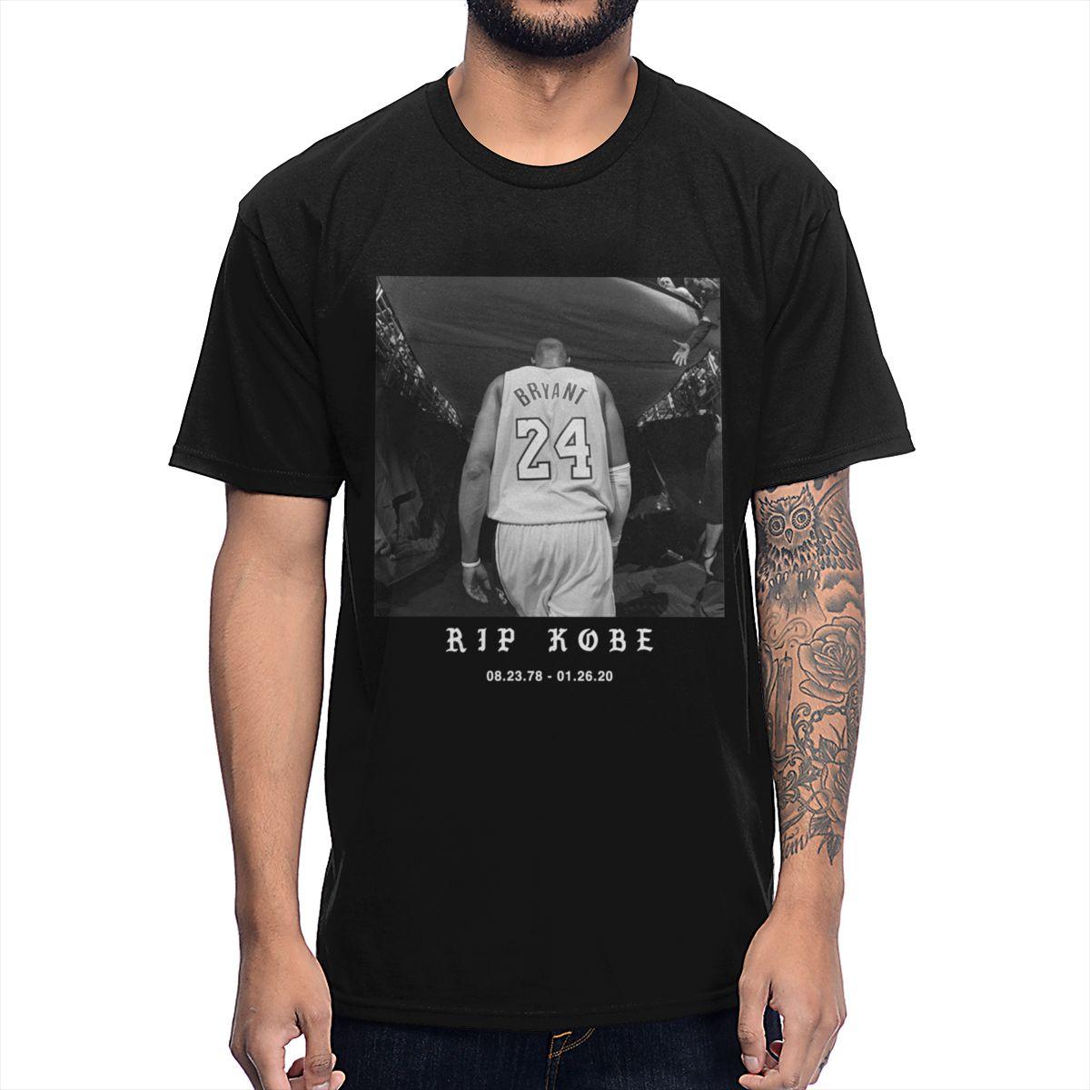 RIP Legends Kobe Bryant T Shirt 2020 New Arrival
