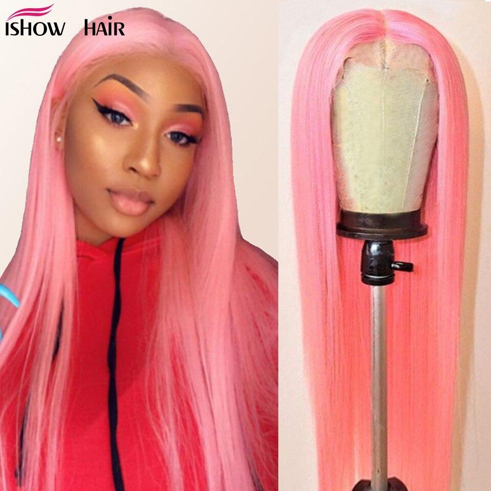 Mechones de pelo ondulado suelto Ishow 100% extensiones de pelo ondulado Natural humano brasileño Color 8-28 pulgadas 3 mechones ofertas cabello no Remy