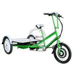 Najbardziej popularne sprzedaży płaskie pedał płaski 3 koła trike eletric rower trzykołowy dla dorosłych dla express cargo darmowa wysyłka|Roboty kuchenne|AGD -