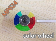 40mm NEW Original Projector Color Wheel for BENQ MP624 MP730/PS5677/DX796STH/BS3030 MP623 Wheel Color