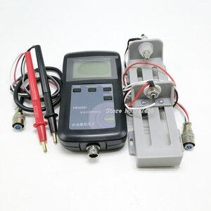 Image 5 - מקורי גבוהה דיוק מהיר YR1035 ליתיום סוללה פנימי התנגדות מבחן מכשיר 100V חשמלי רכב קבוצת 18650