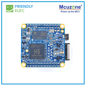 Image 5 - NanoPi NEO2 Black CNC all metal aluminum shell FriendlyELEC NEW Complete Starter Kit, with NanoHat OLED display micro usb 16GB
