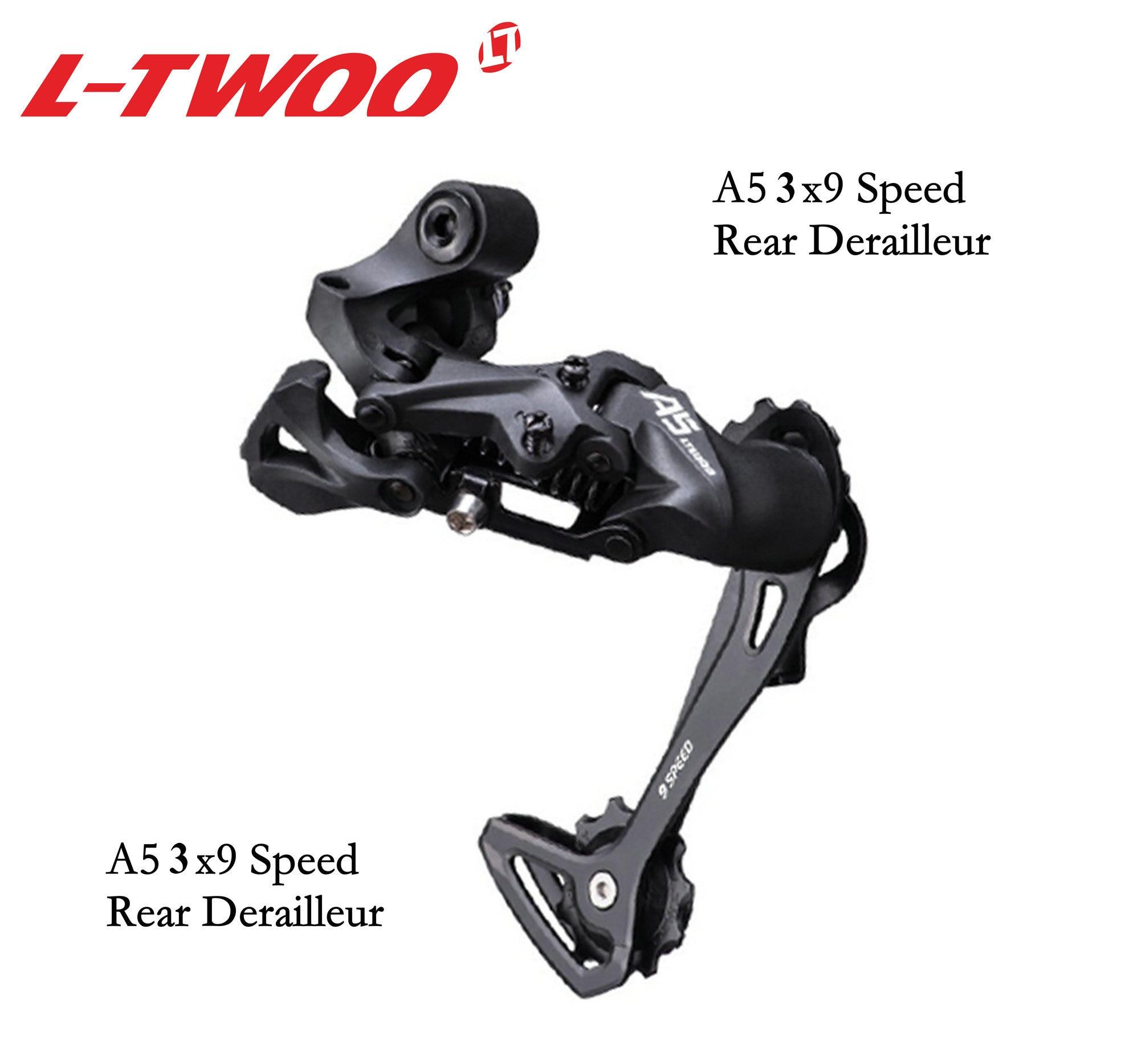 ZTTO 9 Speed 11-40T MTB Mountain Bike Bicycle Cassette Sprocket Freewheel X9X7