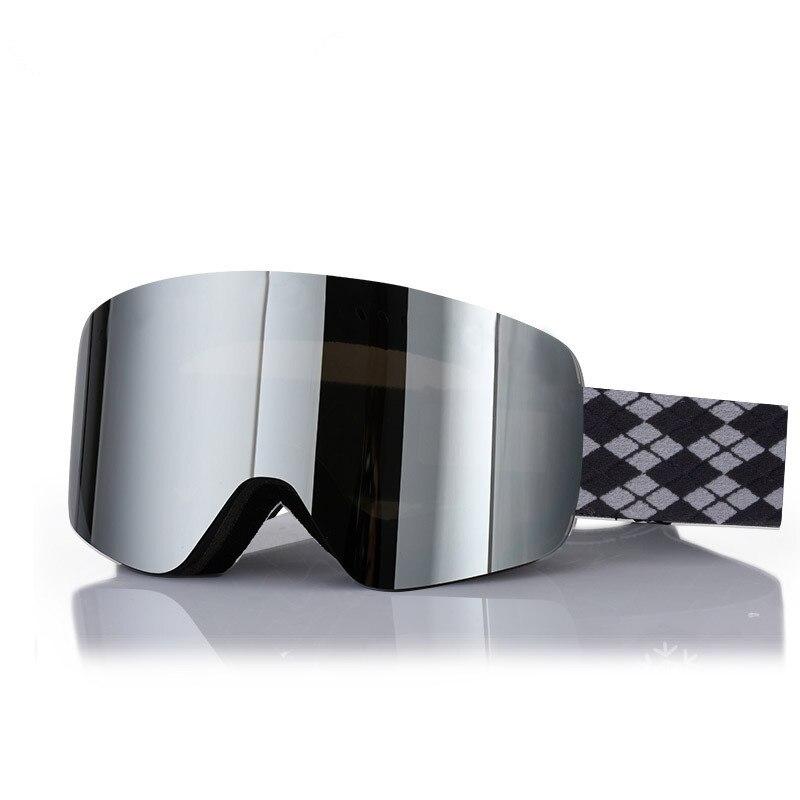 2019 nouvelles lunettes de Ski hommes femmes Snowboard lunettes lunettes pour Ski UV400 Protection neige Ski lunettes Anti-buée Ski masque