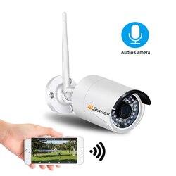 Câmera ip sem fio 1080 p 2mp camara de segurança em casa wi fi ao ar livre vídeo vigilância ip p2p sistema áudio onvif hd