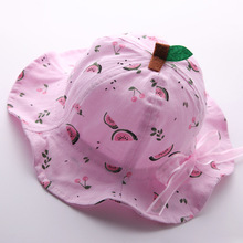 Fishermans hat 5M-18M Spring, summer  baby boy winter winte hats for kids angel wings beanie toddler Y247