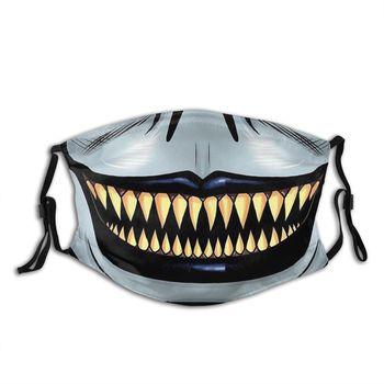 Máscarilla de Ryuk Death Note Reutilizable Death Note Mascarillas de Anime