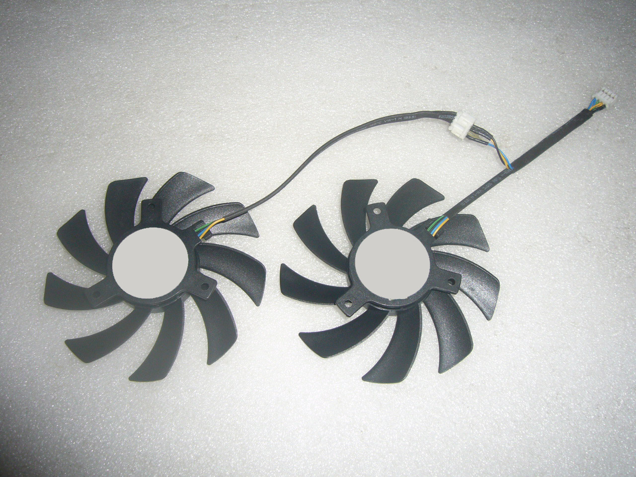 New For MSI GTX1060 Zotac GTX1070 MINI ZT-P10700K-10M HA9010H12F-Z 40MM 85MM Graphics Card Cooling Fan image