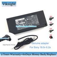 소니 KDL 시리즈 ACDP-120N02 KDL-42W670A 55W950A LCD 모니터에 대 한 원래 19.5V 6.2A 121W KDL-42W650A AC 어댑터 전원 공급 장치