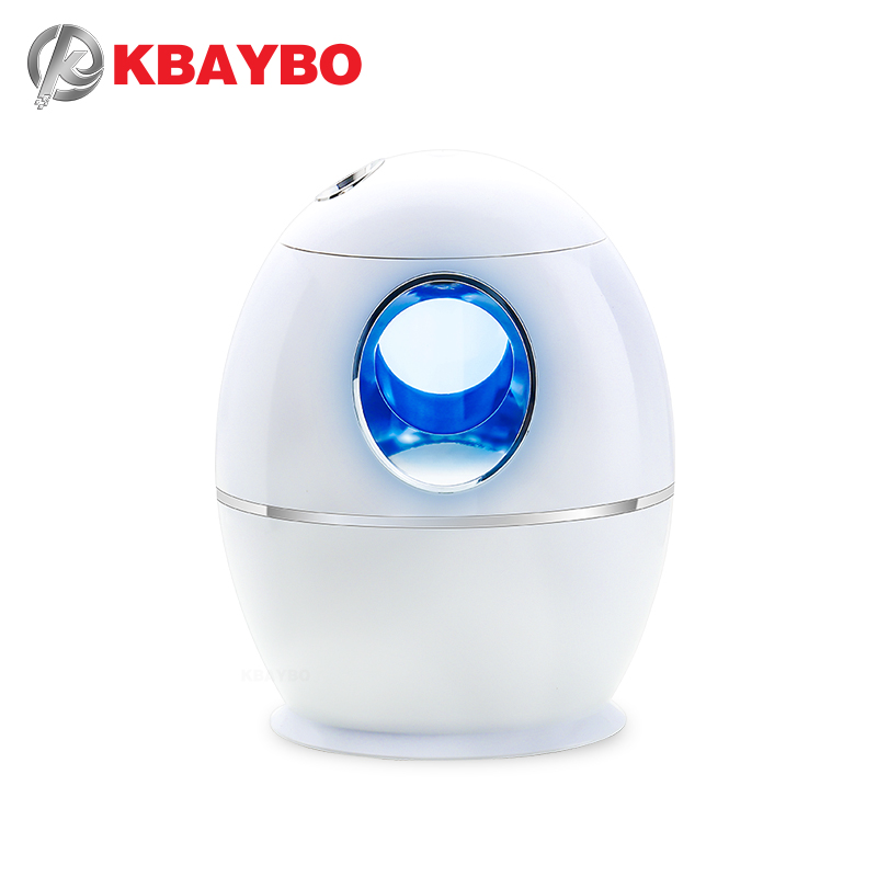 800ml USB High Capacity Humidifier Simple Diffusers AromateNiebla Heavy And Strong With 7 Colorful LED Lights For Home