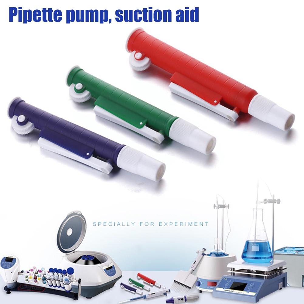 Pipettor Single Channel Volume Micro Pipettes Lab Transfer Pipettes For Lab 2ml 10ml 25ml GK99