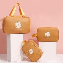 Дорожная косметичка чехол для косметолога сумка макияжа быстрой