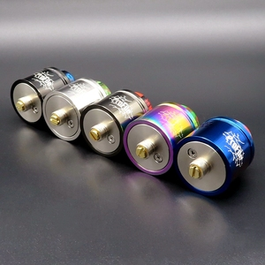 Image 2 - Vape perfil rda atomizador rda rebuildable gotejamento atomizador malha bobina para cigarro eletrônico vaporizador caixa mods fumante