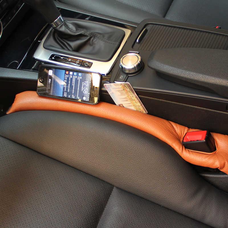 ل Volkswagen Vw Golf 5 6 7 MK6 MK7 باسات B5 B6 B7 B8 تيجوان جيتا MK6 سكودا سوبيرب اليتي مقعد السيارة الفجوة حشو مصد إيقاف للسيارة غطاء