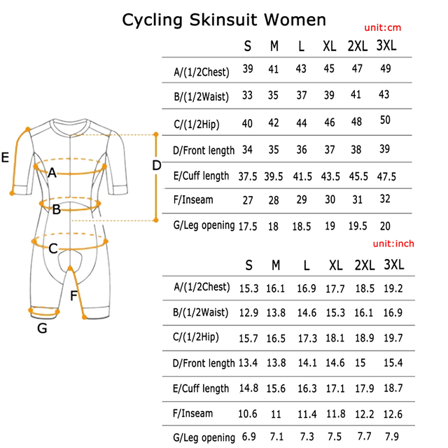 Ciclismo skinsuit xama das mulheres de manga longa ciclismo triathlon terno ir pro bicicleta wear roupas ciclismo sportwear macacão kit 6