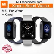 Новые смарт-часы xiaomi MIUI для часов NFC Snapdragon 3100 gps AMOLED HD 1,78 ''экран 570 мАч вызов интернет Спорт водонепроницаемый