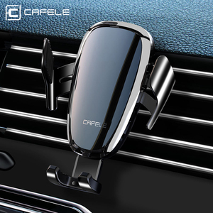 Cafele automático inteligente suporte de telefone do carro  anti desligar carro elétrico suporte para iphone samsung huawei xiaomi oneplus Suporte p/ celulares     -