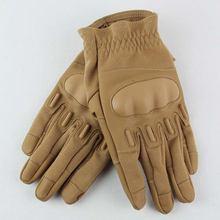 Военные перчатки с пальцами тактические боевые митенки сенсорным