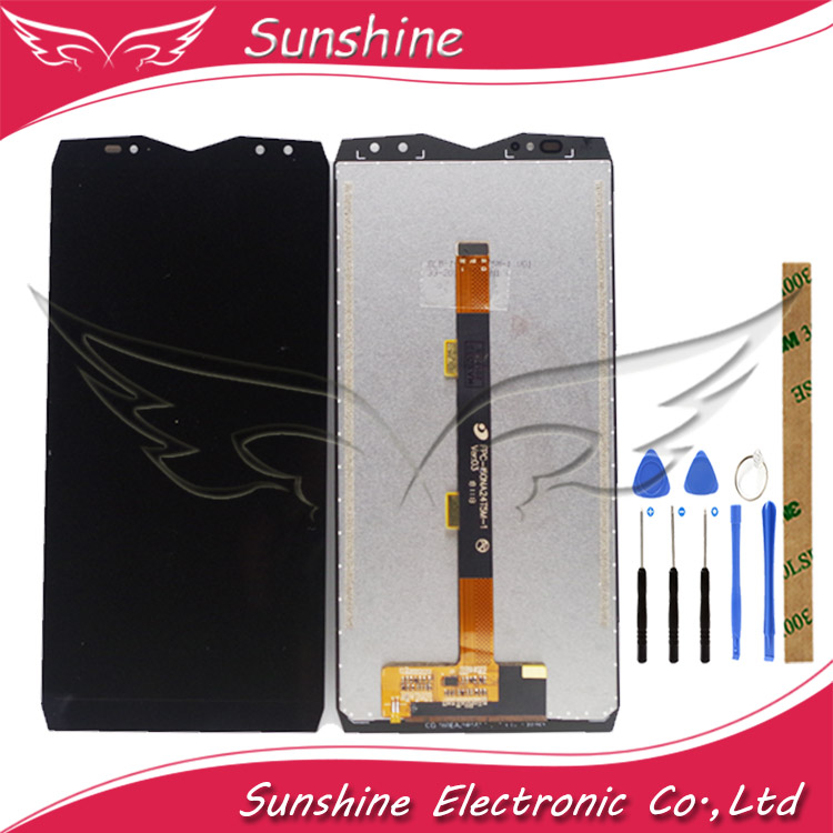 LCD Display For <font><b>Ulefone</b></font> <font><b>Power</b></font> <font><b>5</b></font> LCD Power5 LCD Display <font><b>Screen</b></font> with Touch Sensor Complete Assembly For <font><b>Ulefone</b></font> <font><b>Power</b></font> 5s LCD image